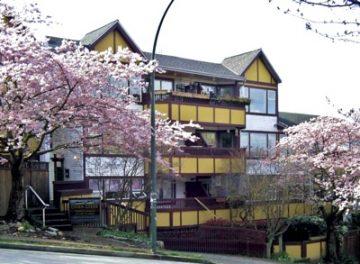 China Creek Housing Co-operative, Burnaby, BC.